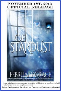 Of Stardust Cover Release