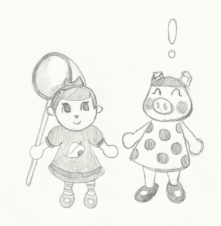 My girls love Animal Crossing on Wii.